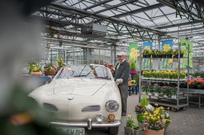 Tag der offenen Gärtnereien Touristinfo Stadt Kitzingen