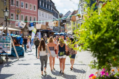 Bummeltag © StmV Kitzingen
