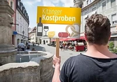 Kitzinger Kostproben Touristinfo Stadt Kitzingen