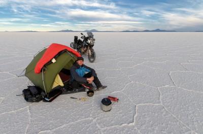 100.000 km Südamerika Martin Leonhardt