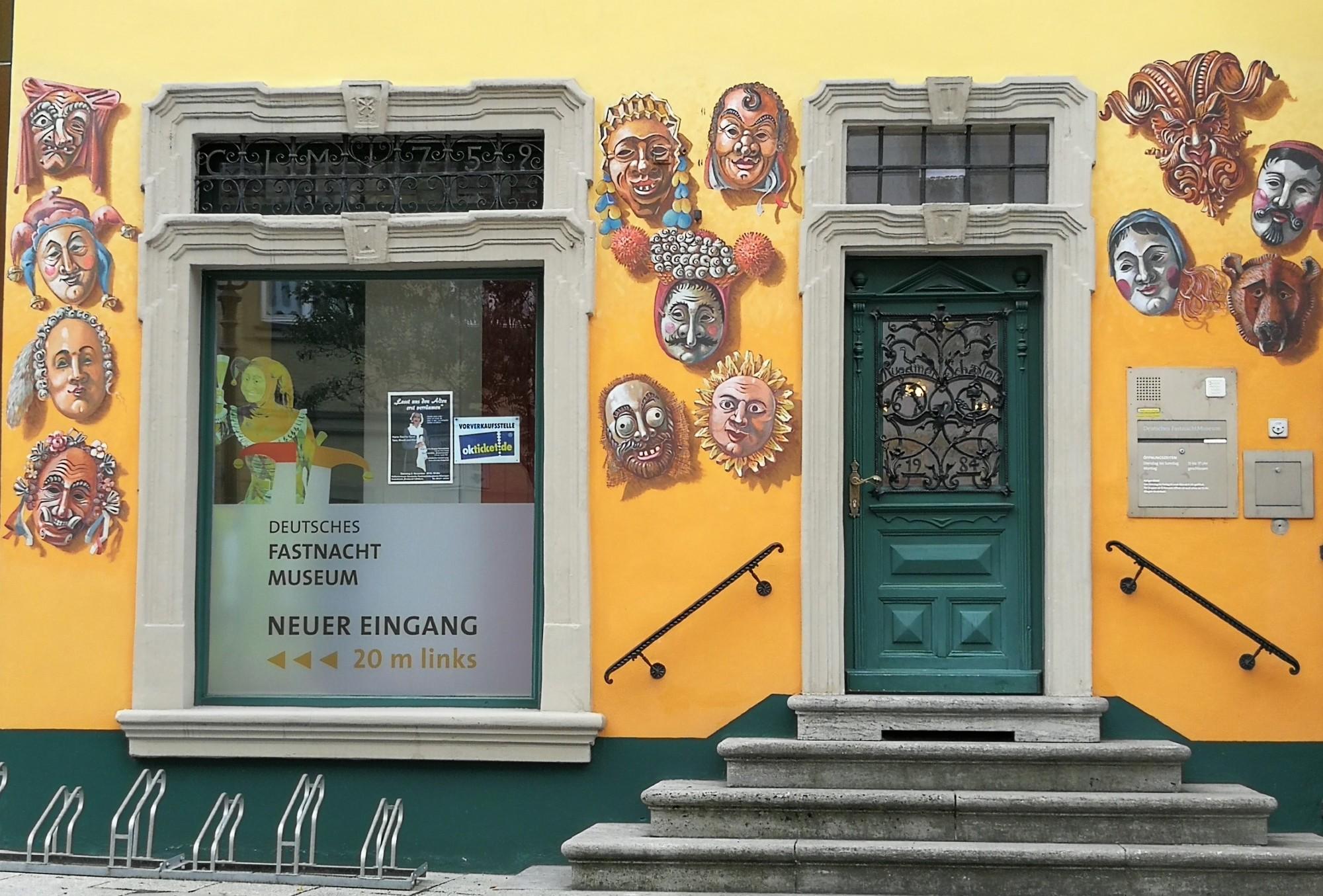 Deutsches Fastnachtsmuseum