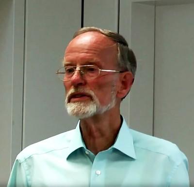 Prof. em. Dr. Ernst Schrimpf Foto privat