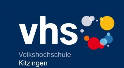 Logo vhs Kitzingen Bildrechte: Bayerischer Volkshochschulverband