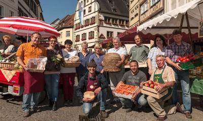 Grüner Markt Stadtmarketingverein Kitzingen e.V.