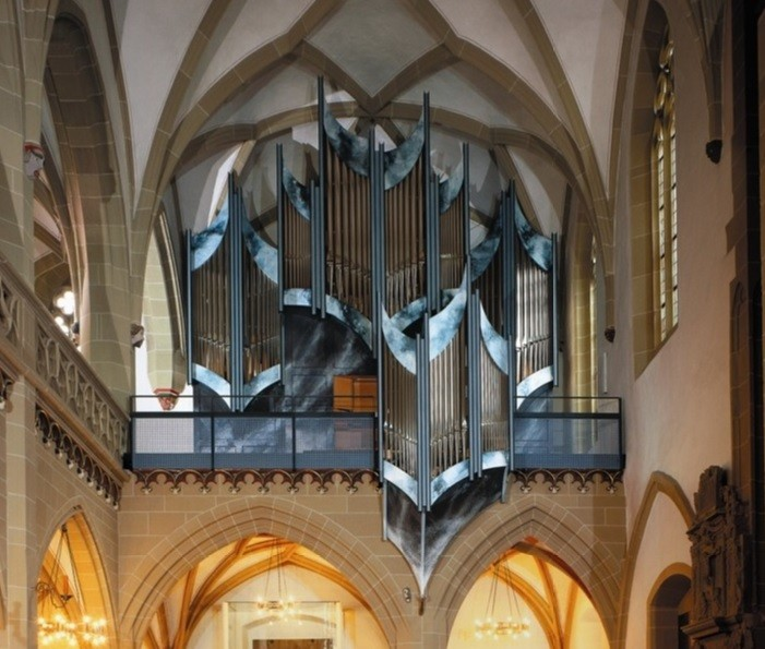 Vleugel Orgel